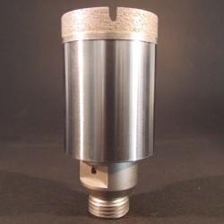 Foret Carottier Hauteur Utile 55 mm
