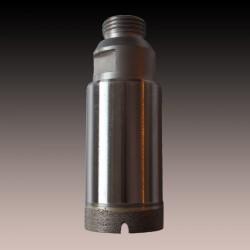 Foret Carottier Hauteur Utile 55 mm Jante Continue Encochée