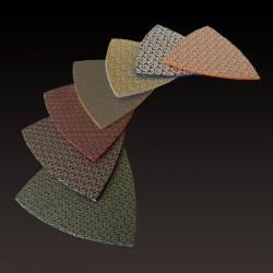 Feuilles Diamant Triangulaire