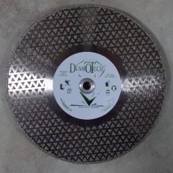 Disque Diamant Coupe et Ponce Dépôt-Electrolytique Marbre / Pierre