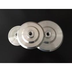Supports Velcro Aluminium